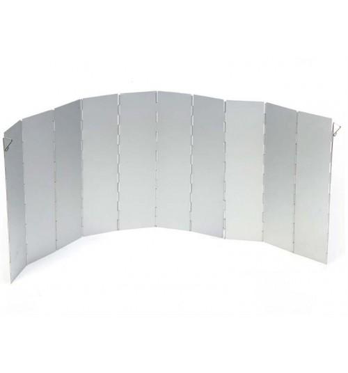 Opvouwbare Aluminium Windschermen